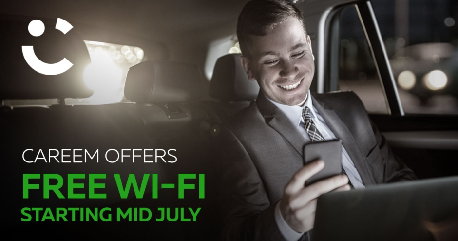 Careem offers free Wi-Fi starting mid-July