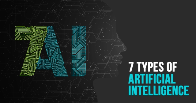 7 types of Artificial Intelligence