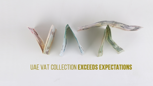 UAE VAT collection exceeds expectations