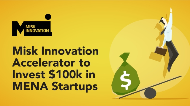 Misk Innovation accelerator to invest $100K in MENA startups