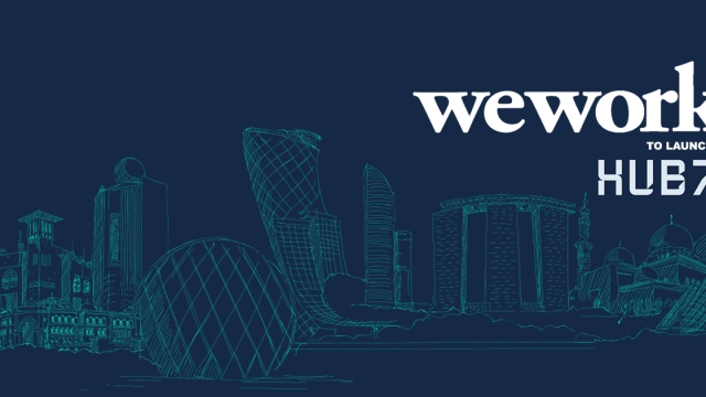 WeWork to launch in Hub71 in Q1 2020
