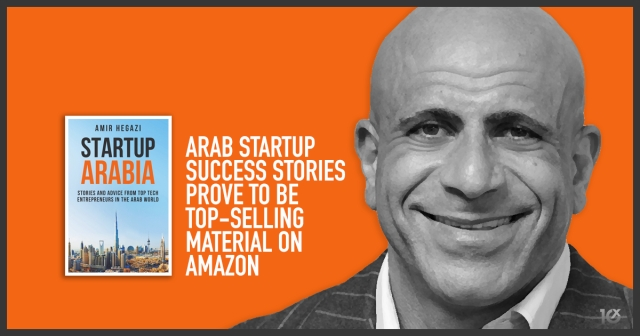 Arab startup success stories prove to be top-selling material on Amazon