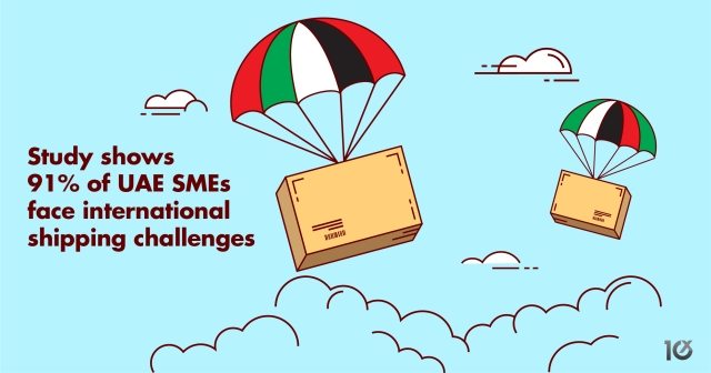 Study shows 91% of UAE SMEs face international shipping provocations