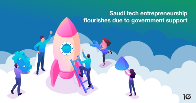 Saudi tech entrepreneurship flourishes due to government support