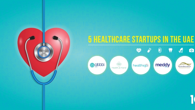Top 5 healthcare startups in the UAE