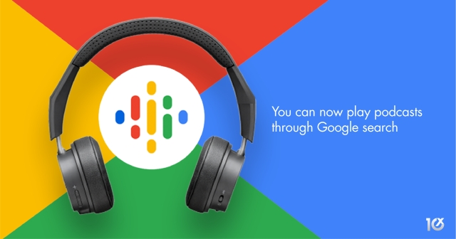 This is why playable podcasts in Google's search results is a big deal