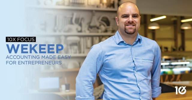10X Focus: WeKeep — accounting made easy for entrepreneurs