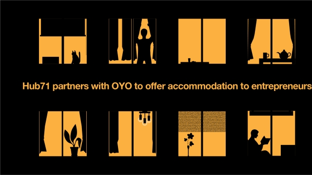 Hub71 partners with OYO to offer accommodation to entrepreneurs
