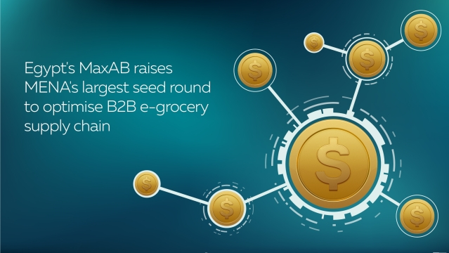 Egypt's MaxAB raises MENA's largest seed round to optimise B2B e-grocery supply chain