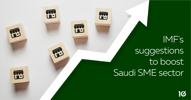 IMF's suggestions to boost Saudi SME sector