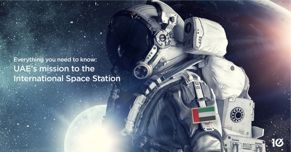 Watch Live: UAE's mission to the International Space Station