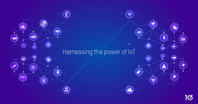 Harnessing the power of IoT