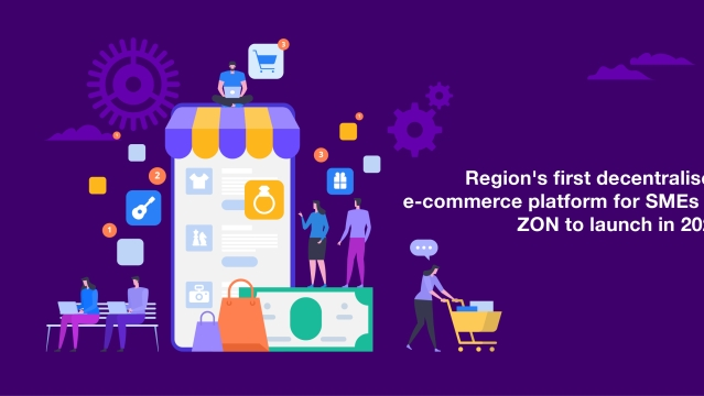 Region's first decentralised e-commerce platform for SMEs — ZON to launch in 2020