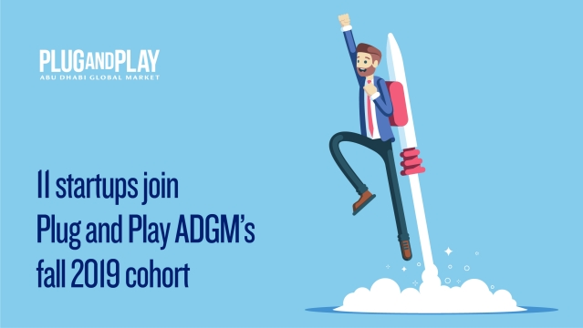 11 startups join Plug and Play ADGM's fall 2019 cohort
