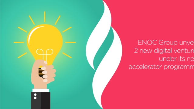 Dubai's ENOC Group launches 2 new digital ventures under its new accelerator programme