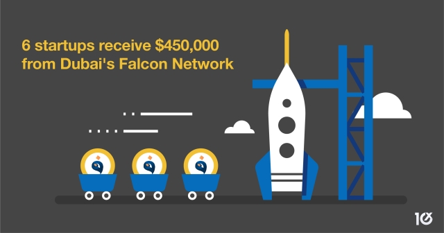 6 startups receive $450,000 in angel funding from Dubai's Falcon Network