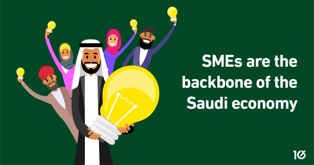 SMEs are the backbone of the Saudi economy