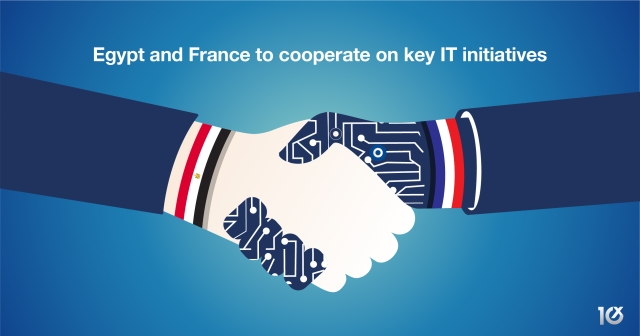 Egypt and France to cooperate on key IT initiatives