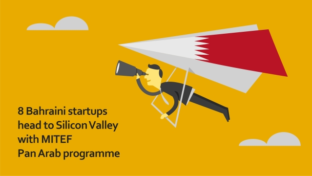 8 Bahraini startups head to Silicon Valley with MIT Enterprise Forum Pan Arab's programme