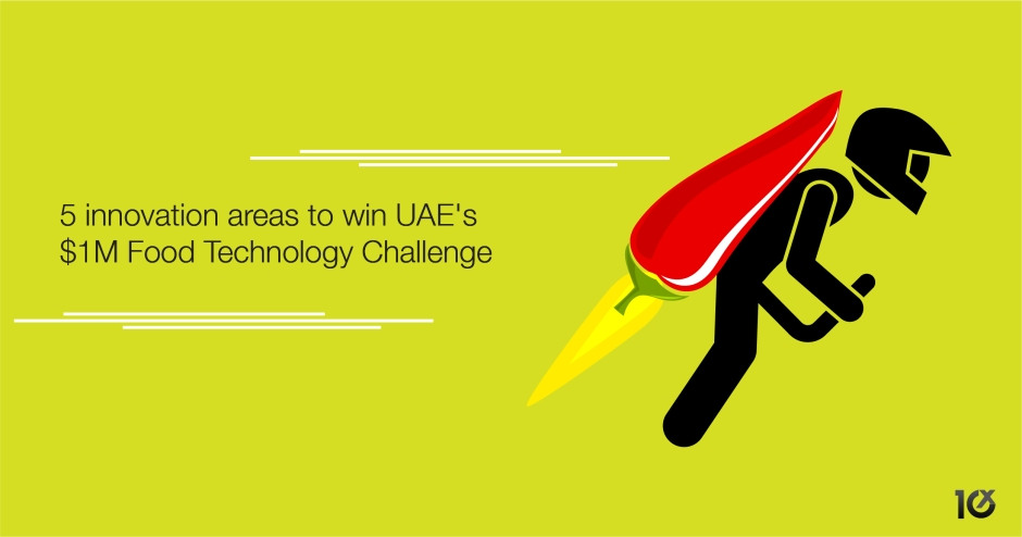 5 innovation areas to win UAE's $1M Food Technology Challenge