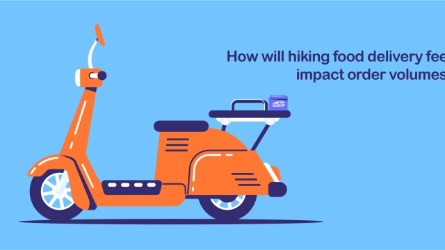 How will hiking food delivery fees impact order volumes?