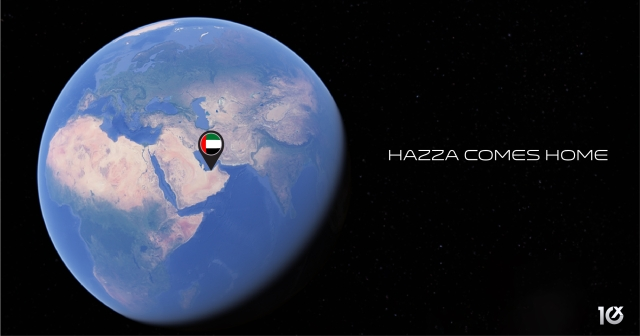 Highlights of Emirati astronaut Hazza Al Mansoori's travel to space
