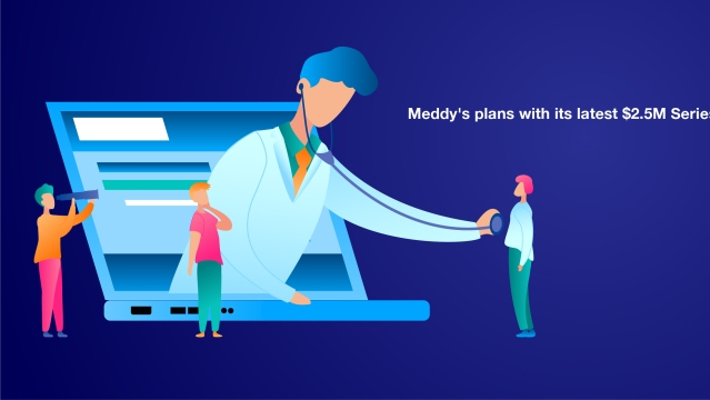Meddy's plans with its latest $2.5M Series A