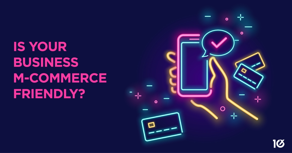 M-commerce is the way forward