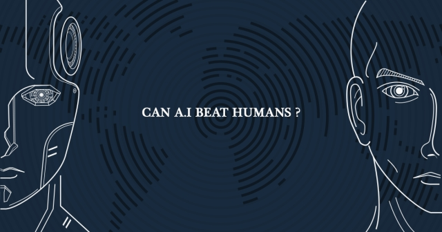 Can AI beat humans in solving the world's biggest problems?