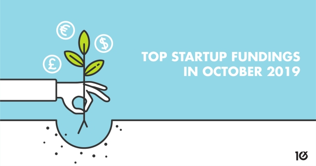 Top 5 MENA startup fundings in October 2019