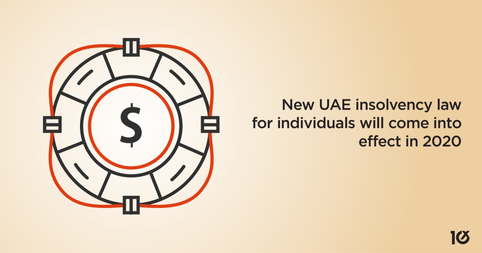 New Laws For 2020.New Uae Insolvency Law For Individuals Will Come Into Effect In
