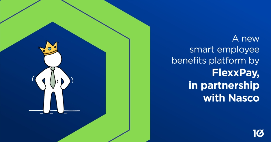 A new smart employee benefits platform by FlexxPay, in partnership with Nasco