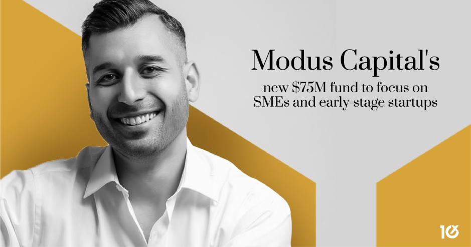Modus Capital's new $75M fund to focus on SMEs and early-stage startups