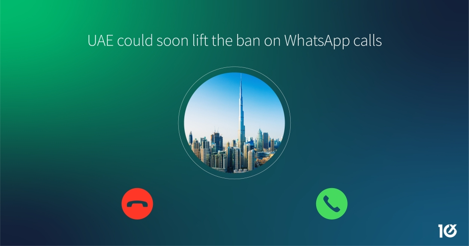 UAE could soon lift the ban on WhatsApp calls