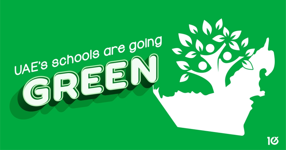 UAE's schools are going green
