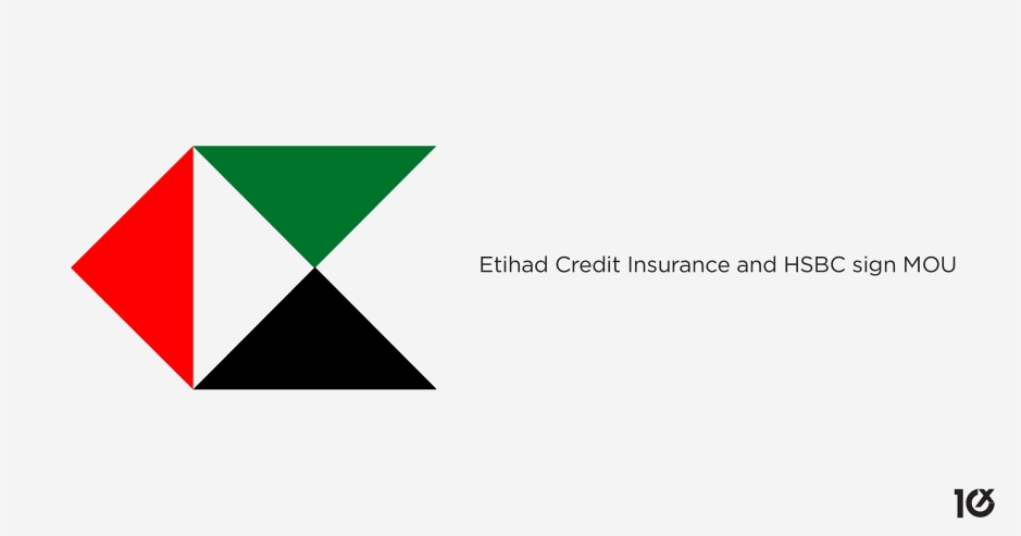 Etihad Credit Insurance and HSBC sign MOU