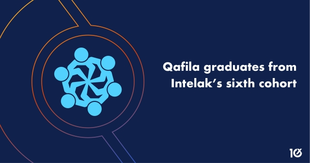 Qafila graduates from Intelak's sixth cohort