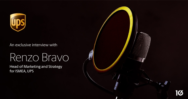 Exclusive: In conversation with Renzo Bravo, UPS