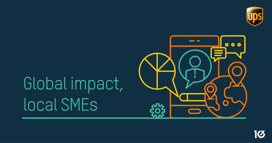 Global impact, local SMEs