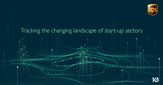 Tracking the changing landscape of start-up sectors