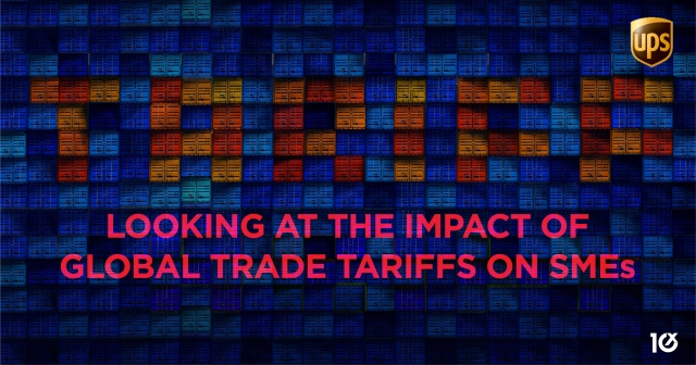 Looking at the impact of global trade tariffs on SMEs