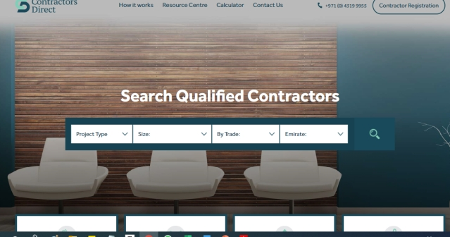 Contractors.Direct launches platform for direct access to certified contractors
