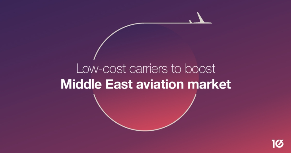 Low-cost carriers to boost Middle East aviation market