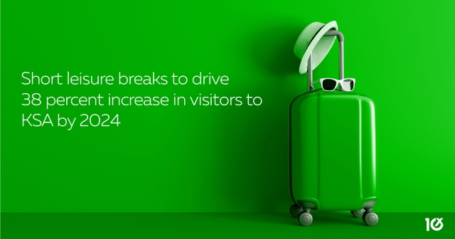 Short leisure breaks to drive 38 percent increase in visitors to KSA by 2024