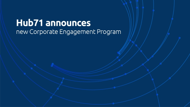 Hub71 announces new Corporate Engagement Program