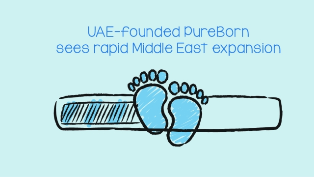 UAE-founded PureBorn sees rapid Middle East expansion
