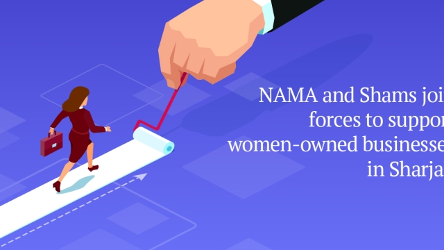 NAMA and Shams join forces to support women-owned businesses in Sharjah
