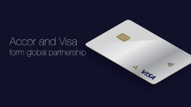 Accor and Visa form global partnership