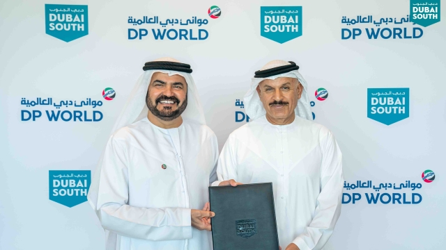 DP World & Dubai South sign MoU