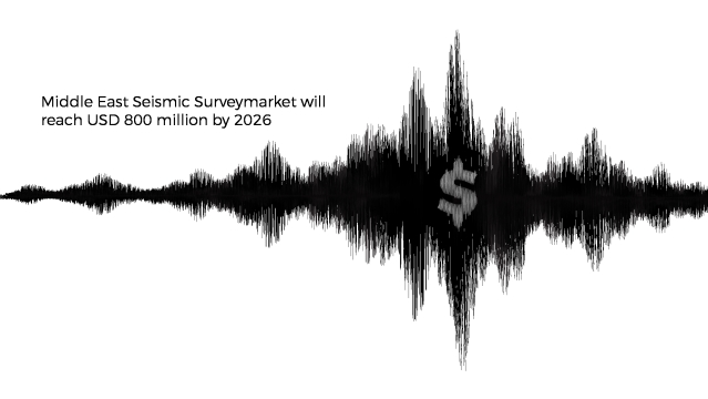 Middle East Seismic Survey market will reach USD 800 million by 2026